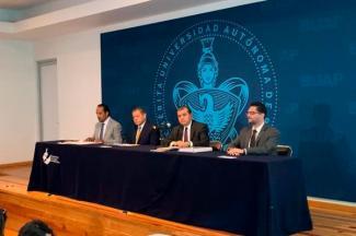 La BUAP pedirá al Congreso destitución del titular de la ASE, Francisco Romero