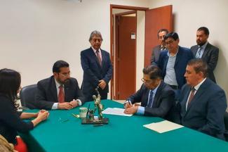 La ASPABUAP inició negociaciones salariales con las autoridades universitarias