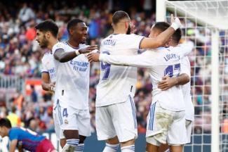 Real Madrid se quedó con el Clásico