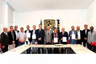 Participará la UNAM en laboratorio dedicado a la biodiversidad y riesgo de aparición de patógenos