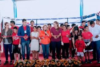 Inaugura INPODE segunda escuela de iniciación al box
