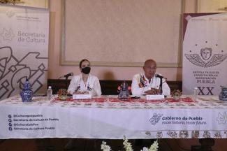 Conmemorará Cultura 20 años de la Escuela Taller de Capacitación en Restauración de Puebla
