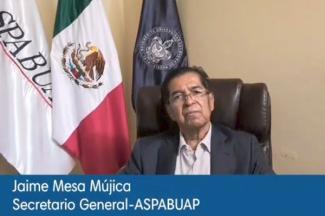 La ASPABUAP se pronuncia ante la Comisión de Auscultación a favor de la Dra. Lilia Cedillo
