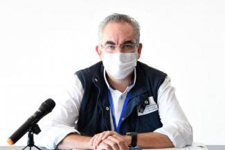 Mantiene Puebla tendencia a la baja en contagios por COVID-19