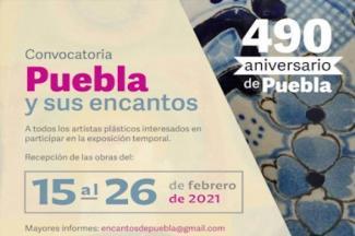 """Secretaría de Cultura mantiene abierta la convocatoria """"Puebla y sus Encantos"""""""