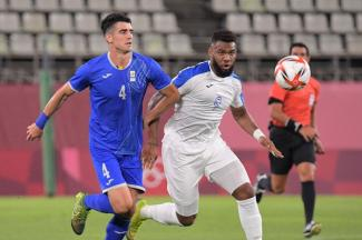 Honduras cayó en su estreno ante Rumanía