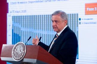 Llama AMLO a no relajar disciplina en últimos días de la Jornada Nacional de Sana Distancia; presentan acciones para la Nueva Normalidad