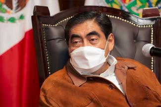 Trabajo conjunto con los 217 ayuntamientos de Puebla, reitera Barbosa Huerta