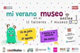 Museo UPAEP genera alianza para una oferta cultural infantil
